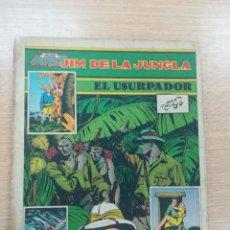 Cómics: JIM DE LA JUNGLA #4 EL USURPADOR (NOVENO ARTE). Lote 195231651