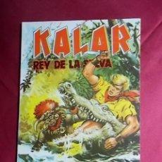 Cómics: KALAR REY DE LA SELVA. Nº 1. PRODUCCIONES EDITORIALES. Lote 195244402
