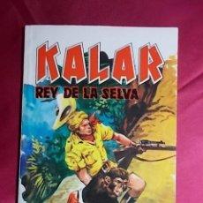Cómics: KALAR REY DE LA SELVA. Nº 14. PRODUCCIONES EDITORIALES. Lote 195244502