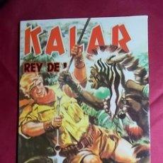 Cómics: KALAR REY DE LA SELVA. Nº 23. PRODUCCIONES EDITORIALES. Lote 195244626