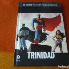 Comics: TRINIDAD SUPERMAN BATMAN WONDER WOMAN DC NOVELAS GRAFICAS 25 ( WAGNER ) ¡MUY BUEN ESTADO! SALVAT ECC. Lote 195251577