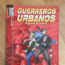 Cómics: GUERREROS URBANOS - TORMENTA DE HOSTIAS - PERE PEREZ - DOLMEN - GCH1. Lote 195266948