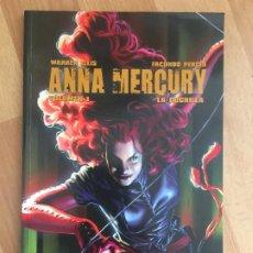 Cómics: ANNA MERCURY - VOLUMEN 1 - WARREN ELLIS - BUEN ESTADO - GCH1. Lote 195267387