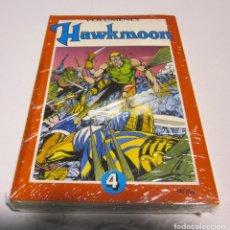 Cómics: HAWKMOON COMPLETA - 16 NUMEROS EN 4 TOMOS - MUY BUEN ESTADO. Lote 195268897