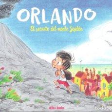 Cómics: ORLANDO 1 EL SECRETO DEL MONTE SOPLÓN. Lote 195301152