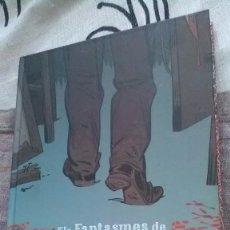 Cómics: GAUDI, ELS FANTASMES. Lote 195304782