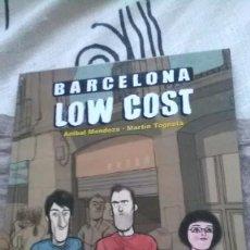 Cómics: BARCELONA, LOW COST ANIBAL MENDOZA, MARTÍN TOGNOLA. Lote 195305363