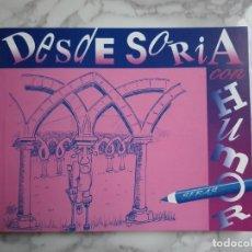 Cómics: DESDE SORIA CON HUMOR. SEBAS, 1996. Lote 195323201