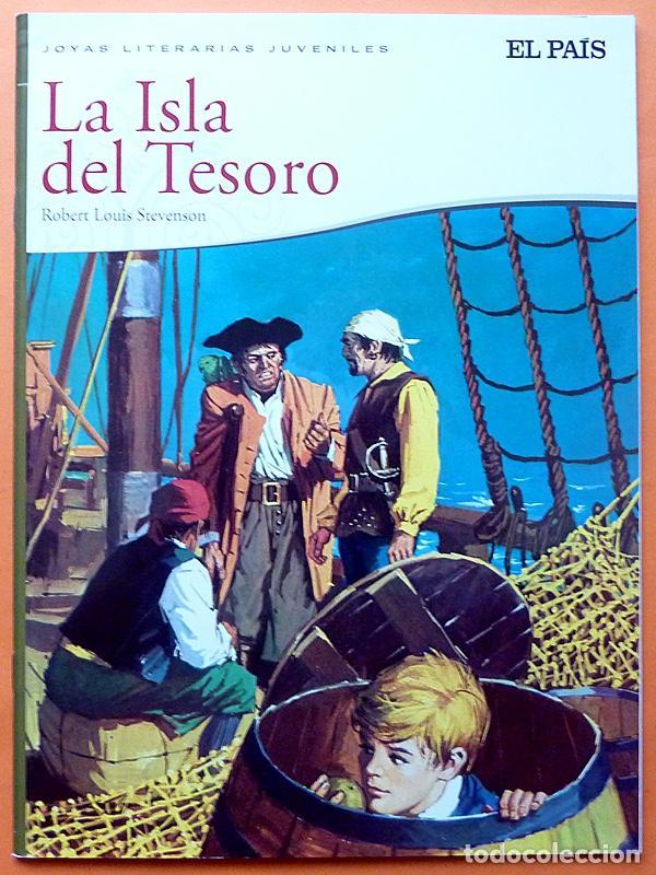 LA ISLA DEL TESORO - ROBERT LOUIS STEVENSON - EL PAÍS - 2010 - NUEVO (Tebeos y Comics - Comics otras Editoriales Actuales)