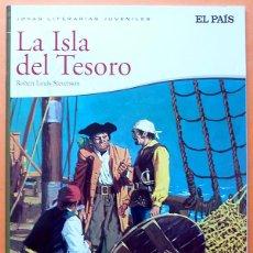 Cómics: LA ISLA DEL TESORO - ROBERT LOUIS STEVENSON - EL PAÍS - 2010 - NUEVO. Lote 195327713