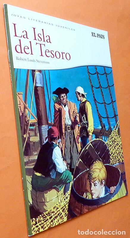Cómics: LA ISLA DEL TESORO - ROBERT LOUIS STEVENSON - EL PAÍS - 2010 - NUEVO - Foto 2 - 195327713