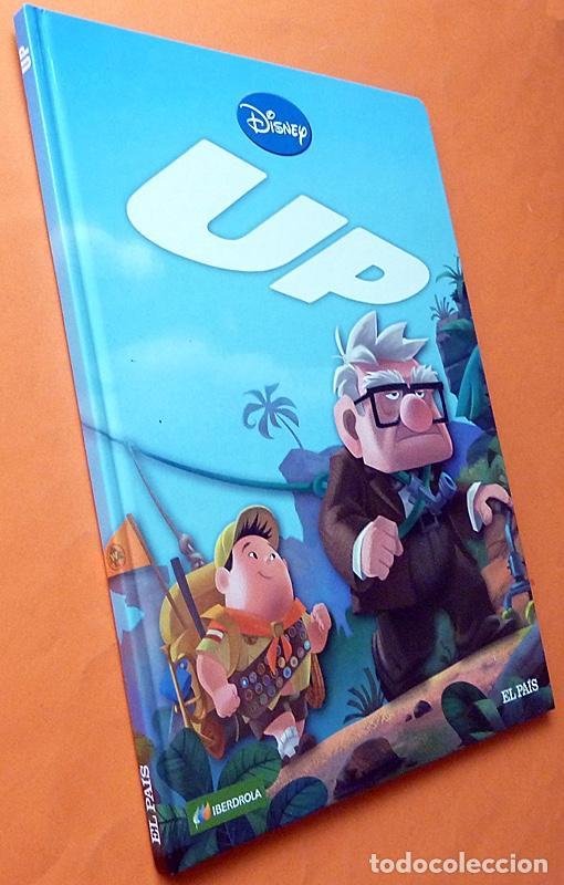 Cómics: UP - DISNEY - EL PAÍS - 2010 - IMPECABLE - Foto 2 - 195328178