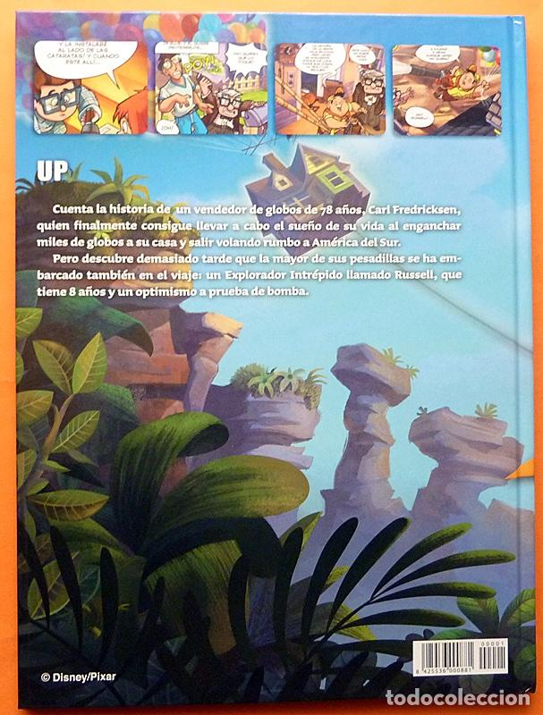 Cómics: UP - DISNEY - EL PAÍS - 2010 - IMPECABLE - Foto 3 - 195328178