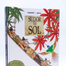 Cómics: SUDOR DE SOL. INTEGRAL (HARRIET / MATA) PONENT MON, 2014. OFRT ANTES 42E. Lote 195336416