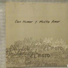 Cómics: LIBRO, CÓMICS, CON HUMOR Y MUCHO AMOR. Lote 195338151