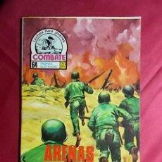 Cómics: COMBATE. ARENAS SANGRIENTAS. PRODUCCIONES EDITORIALES. Lote 195344065