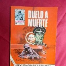 Cómics: COMBATE. Nº 210. DUELO A MUERTE. PRODUCCIONES EDITORIALES. Lote 195344111