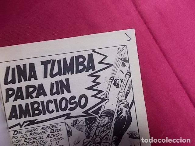 Cómics: COMBATE. nº 194. UNA TUMBA PARA UN AMBICIOSO. PRODUCCIONES EDITORIALES - Foto 2 - 195344151