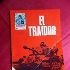 Cómics: COMBATE. Nº 199. EL TRAIDOR. PRODUCCIONES EDITORIALES. Lote 195344312