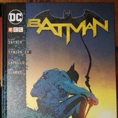 Cómics: BATMAN: CIUDAD OSCURA. SCOTT SNYDER. TOMO ECC. Lote 195345063