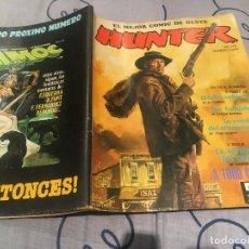 Cómics: HUNTER Nº 2 EL MEJOR COMIC DEL OESTE. RIEGO DE EDICIONES. Lote 195367732