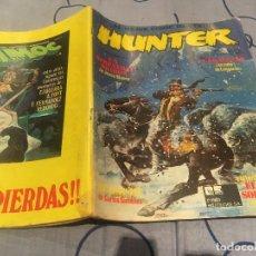 Cómics: HUNTER Nº3 EL MEJOR COMIC DEL OESTE. RIEGO DE EDICIONES. Lote 195368058