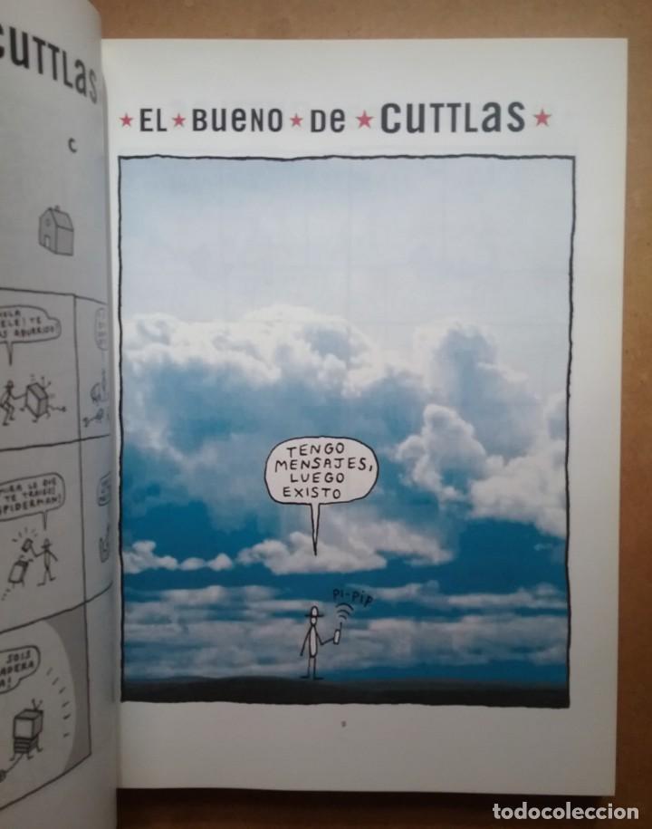 Cómics: EL BUENO DE CUTLAS ESTO NO ES UN CÓMIC CALPURNIO GLENAT 2007 - Foto 2 - 195370285