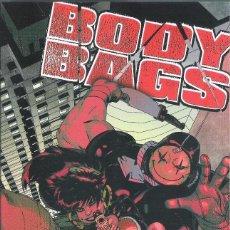 Cómics: BODY BAGS . TEORÍAS DE LA VIOLENCIA , JASON PEARSON. Lote 195371437