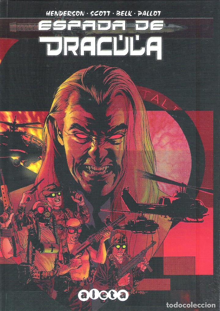 ESPADA DE DRACULA (Tebeos y Comics - Comics otras Editoriales Actuales)