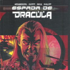 Cómics: ESPADA DE DRACULA. Lote 195372297