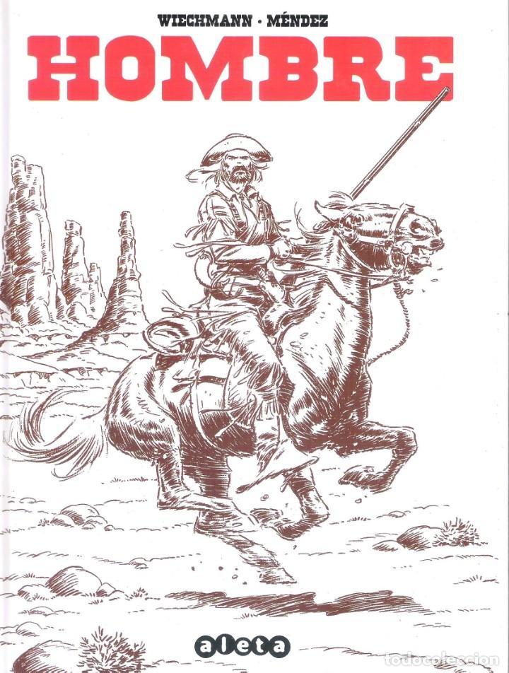 HOMBRE (Tebeos y Comics - Comics otras Editoriales Actuales)