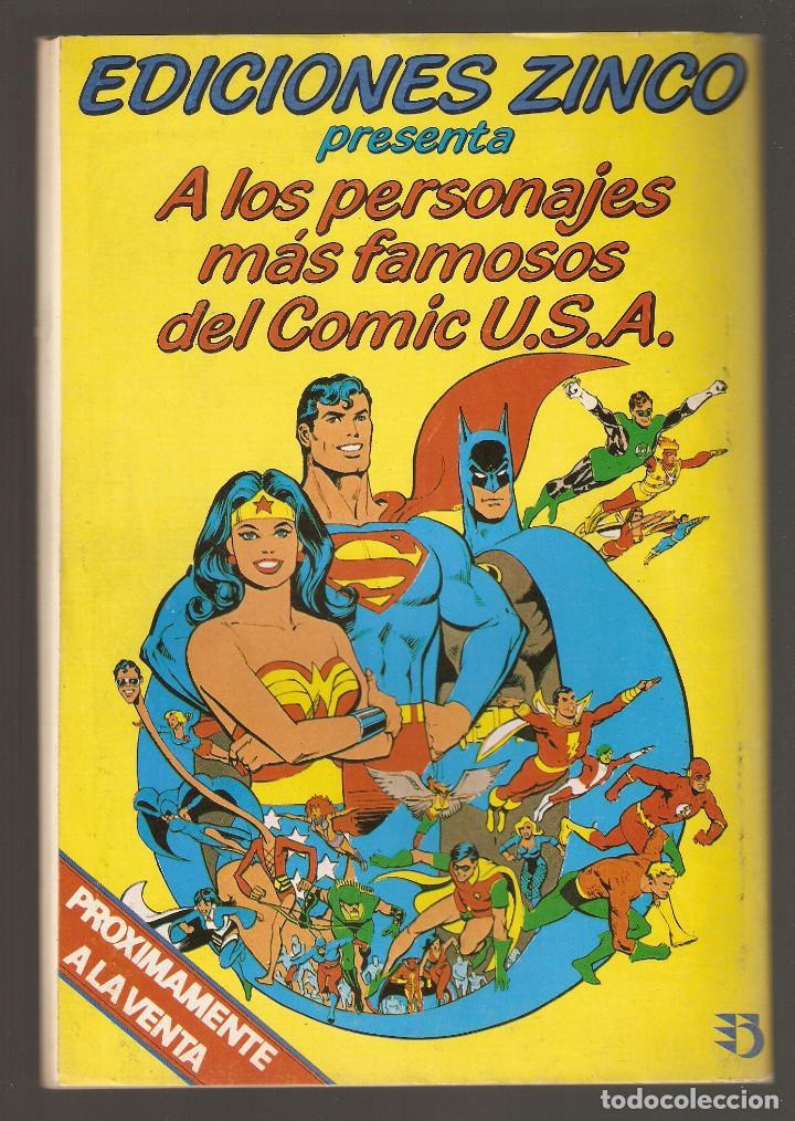 Cómics: HORROR - Nº 14 - SEGUNDA EDICION - RELATOS PARA ADULTOS - COMIC EROTICO - ED ZINCO S.A - - Foto 2 - 195388975