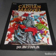 Cómics: FORUM - LA MUERTE DEL CAPITAN MARVEL . Lote 195391051