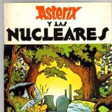 Cómics: ASTERIX Y LAS NUCLEARES. COLECTIVO ECOLOGICO BRISA. AÑO 1981. Lote 195391166