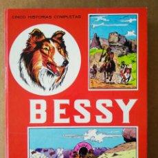 Cómics: BESSY: TOMO 1. CINCO HISTORIAS COMPLETAS (GAISA, 1969). POR W. VANDERSTEEN. VER CONTENIDOS EN FOTO A. Lote 195392008