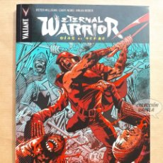 Cómics: ETERNAL WARRIOR - DÍAS DE ACERO - PETER MILLIGAN Y CARY NORD - VALIANT - JMV. Lote 195403706