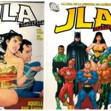 Cómics: JLA CLASIFICADO - COMPLETA 9 TOMOS - PLANETA. MUY BUENOS.. Lote 195414871
