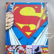 Cómics: SUPERMAN EL HOMBRE DE ACERO VOL 1 - GRANDES AUTORES - JOHN BYRNE - ECC - JMV. Lote 195415900