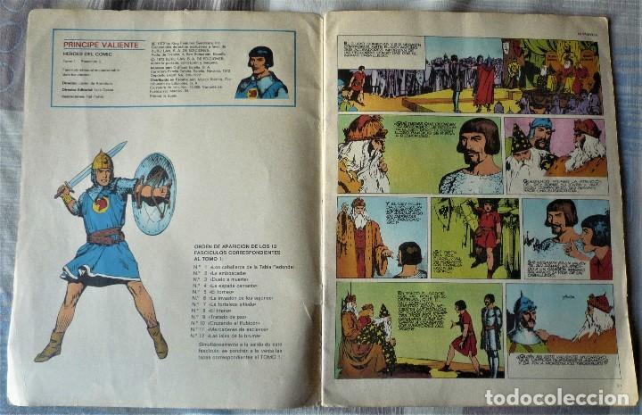 Cómics: EL PRINCIPE VALIENTE Nº 2 - Foto 2 - 195420105