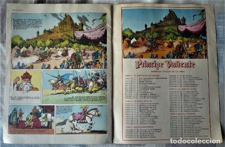 Cómics: EL PRINCIPE VALIENTE Nº 2 - Foto 4 - 195420105