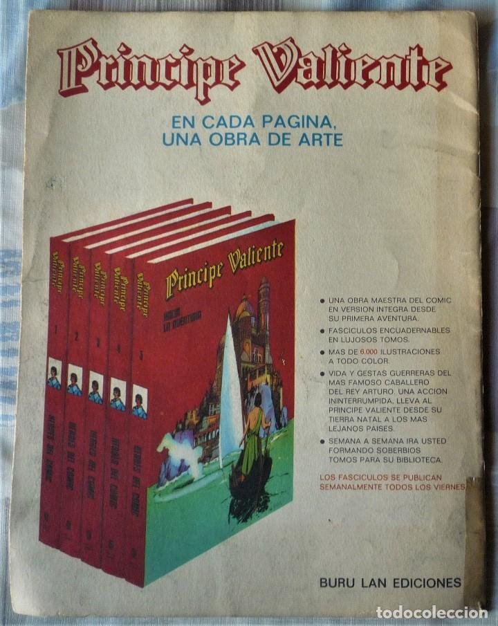 Cómics: EL PRINCIPE VALIENTE Nº 2 - Foto 5 - 195420105