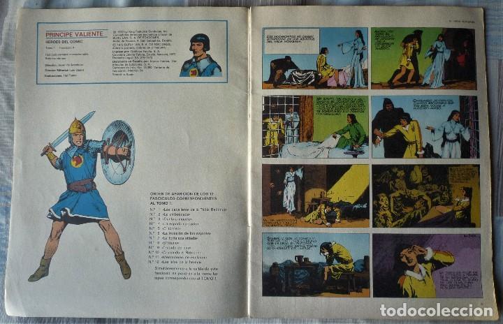 Cómics: EL PRINCIPE VALIENTE Nº 4 - Foto 2 - 195420448