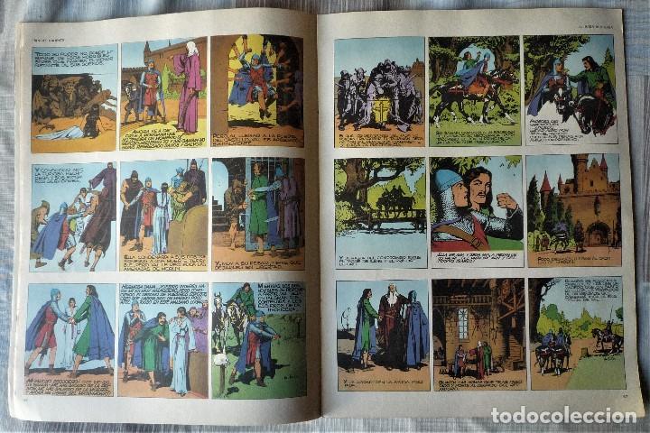 Cómics: EL PRINCIPE VALIENTE Nº 4 - Foto 3 - 195420448