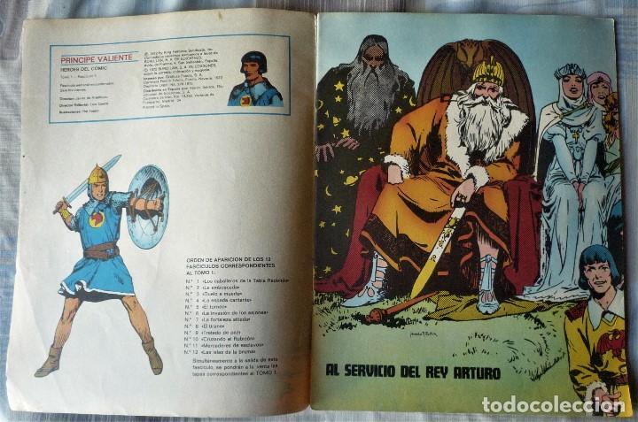Cómics: EL PRINCIPE VALIENTE Nº 5 - Foto 2 - 195420566