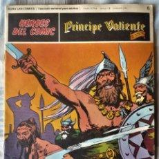 Cómics: EL PRINCIPE VALIENTE Nº 6. Lote 195420655
