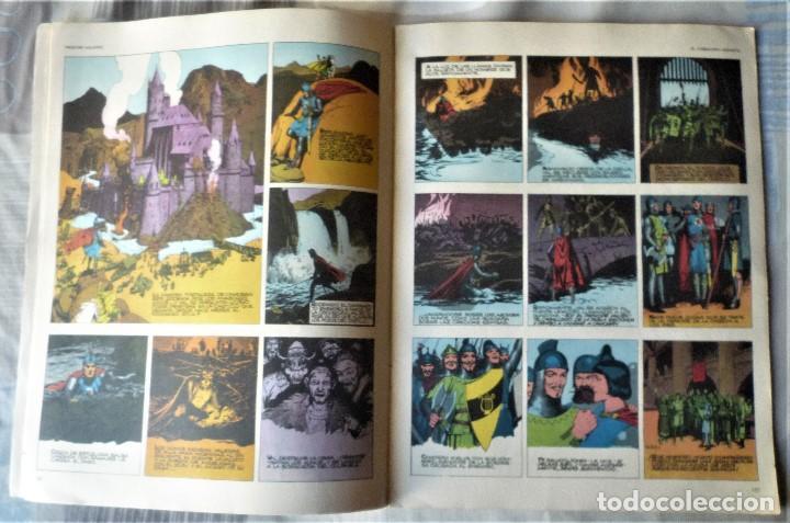 Cómics: EL PRINCIPE VALIENTE Nº 7 - Foto 3 - 195420770