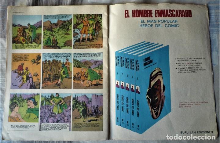 Cómics: EL PRINCIPE VALIENTE Nº 7 - Foto 4 - 195420770