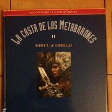 Cómics: LA CASTA DE LOS METABARONES II - HONORATA, LA TATARABUELA - JODOROWSKY - JUAN GIMENEZ - ED. B. Lote 195422360