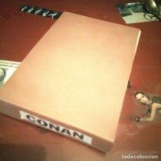 Cómics: CONAN EDICION APAISADO COMPLETO 12 NUMEROS ENCUADERNADO. Lote 195426120