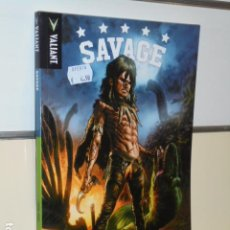 Cómics: SAVAGE VOL. 1 VALIANT - MEDUSA COMICS - OFERTA. Lote 195426675